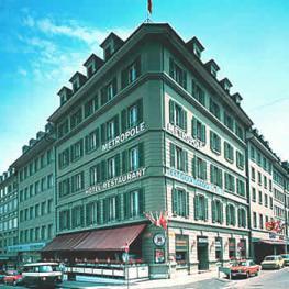 Отель Metropole