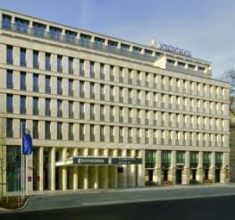 Отель INTERCONTINENTAL DUSSELDORF