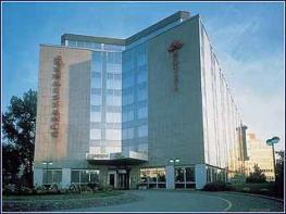 Отель Renaissance Hotel Dusseldorf