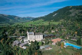 Отель Gstaad Palace