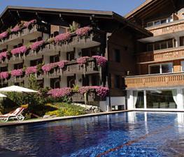 Отель Ermitage-Golf