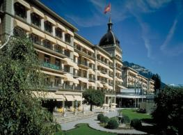 Отель Victoria-Jungfrau Grand Hotel & Spa