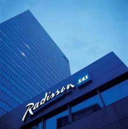 Отель RADISSON SAS SCANDINAVIA HOTEL