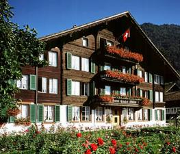 Отель Chalet Swiss