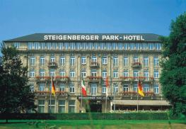 Отель Steigenberger Parkhotel
