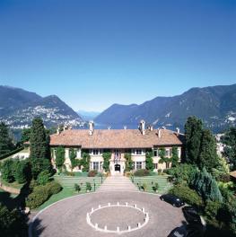 Отель Villa Principe Leopoldo & Residence