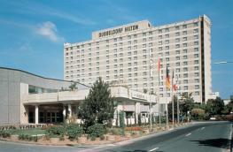 Отель Dusseldorf Hilton