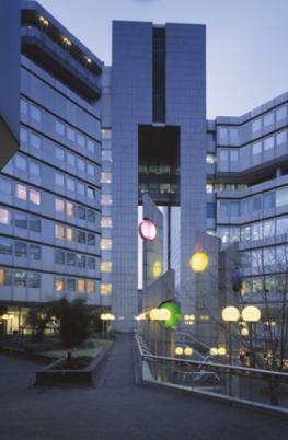 Отель Nikko Dusseldorf