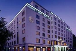 Отель ArabellaSheraton Hotel Carlton