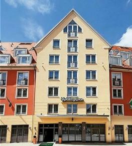 Отель Holiday Inn Nurnberg City Center