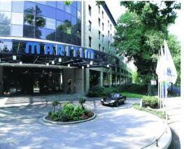 Отель MARITIM HOTEL BREMEN