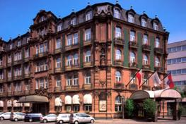 Отель Le Meridien Parkhotel