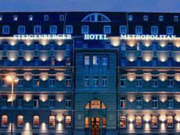 Отель STEIGENBERGER HOTEL METROPOLITAN