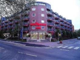 Отель MERCURE HOTEL & RESIDENZ FRANKFURT MESSE