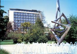 Отель Am Schlossgarten