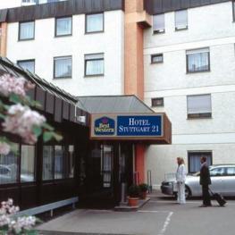Отель Best Western Hotel Stuttgart