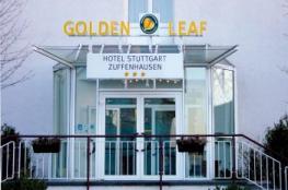 Отель Golden Leaf Hotel Stuttgart Zuffenhausen