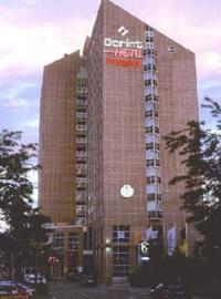 Отель MERCURE FONTANA