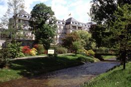 Отель Brenners Park-Hotel & Spa