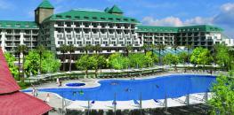 Delphine Deluxe Resort Hotel