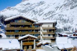 Отель Les Barmes de L-Ours