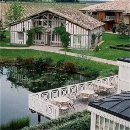 Отель LES SOURCES DE CAUDALIE