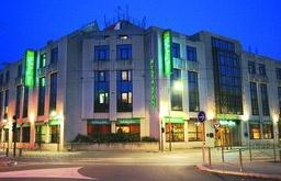 Отель HOLIDAY INN BORDEAUX CITY CENTRE