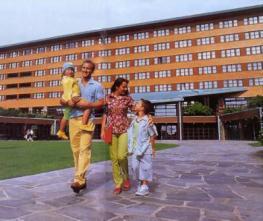 Отель SEQUOIA LODGE