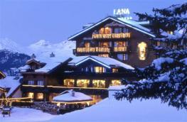 Отель Le Lana