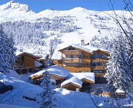 Отель Les Sherpas