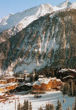 Отель Les Grandes Alpes