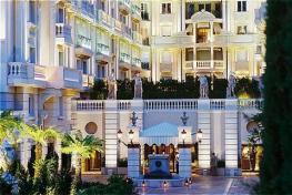 Отель Metropole Monte Carlo