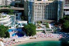 Отель Le Meridien Beach Plaza