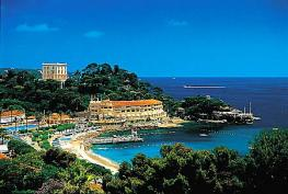 Отель MONTE-CARLO BEACH HOTEL