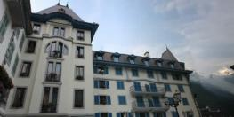 Отель Grand Hotel des Alpes