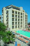 Отель PIGALE PANORAMA SUNSET HOTEL