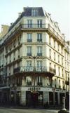 Отель AVENIR