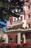 Отель Crowne Plaza Salzburg The Pitter