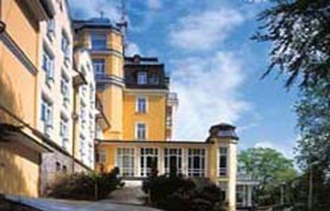 Марианские Лазне Отель Royal