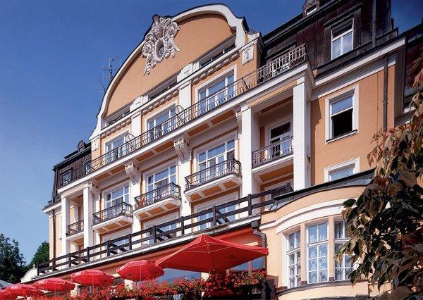 Марианские Лазне Royal Hotel & Sanatorium