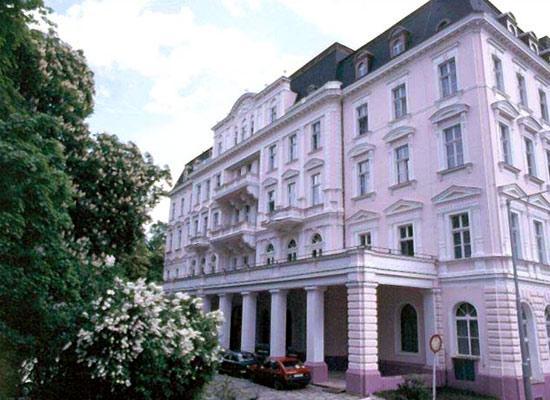 Теплице Отель Cisarske Lazne