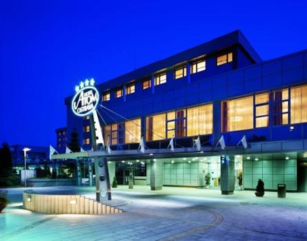 Острава Отель Atom
