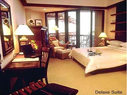 Magellan Sutera отель - фото