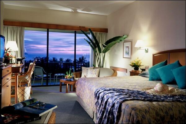 Shangri-La Rasa Ria Resort - фото - Номера Deluxe Sea View