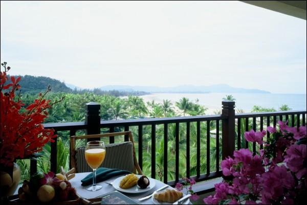 Shangri-La Rasa Ria Resort - фото - Вид из номера Deluxe Sea View