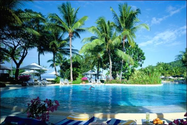 Shangri-La Rasa Ria Resort - фото - бассейн
