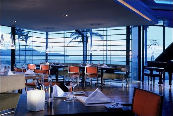 Shangri-La Rasa Ria Resort - фото - Ресторан