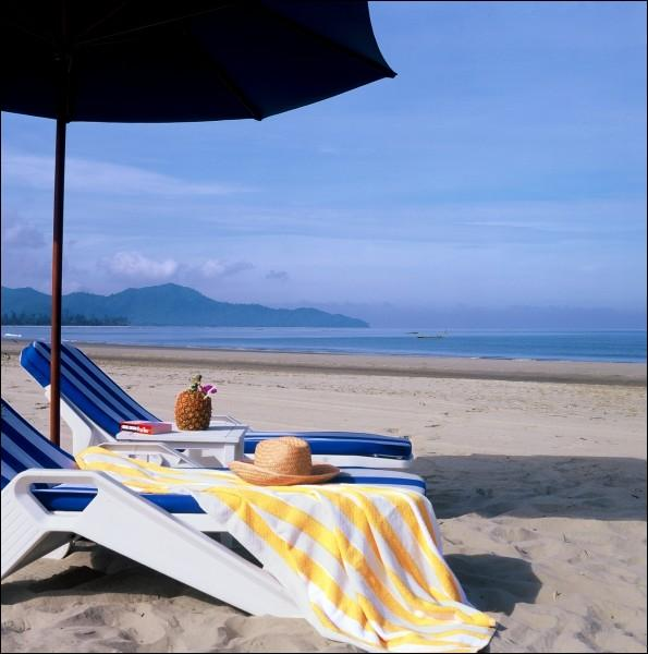 Shangri-La Rasa Ria Resort - фото - пляж