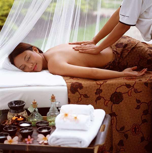 Shangri-la-s Tanjung Aru Resort отель - спа-центр