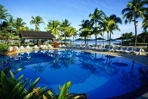 Shangri-la-s Tanjung Aru Resort отель - бассейн